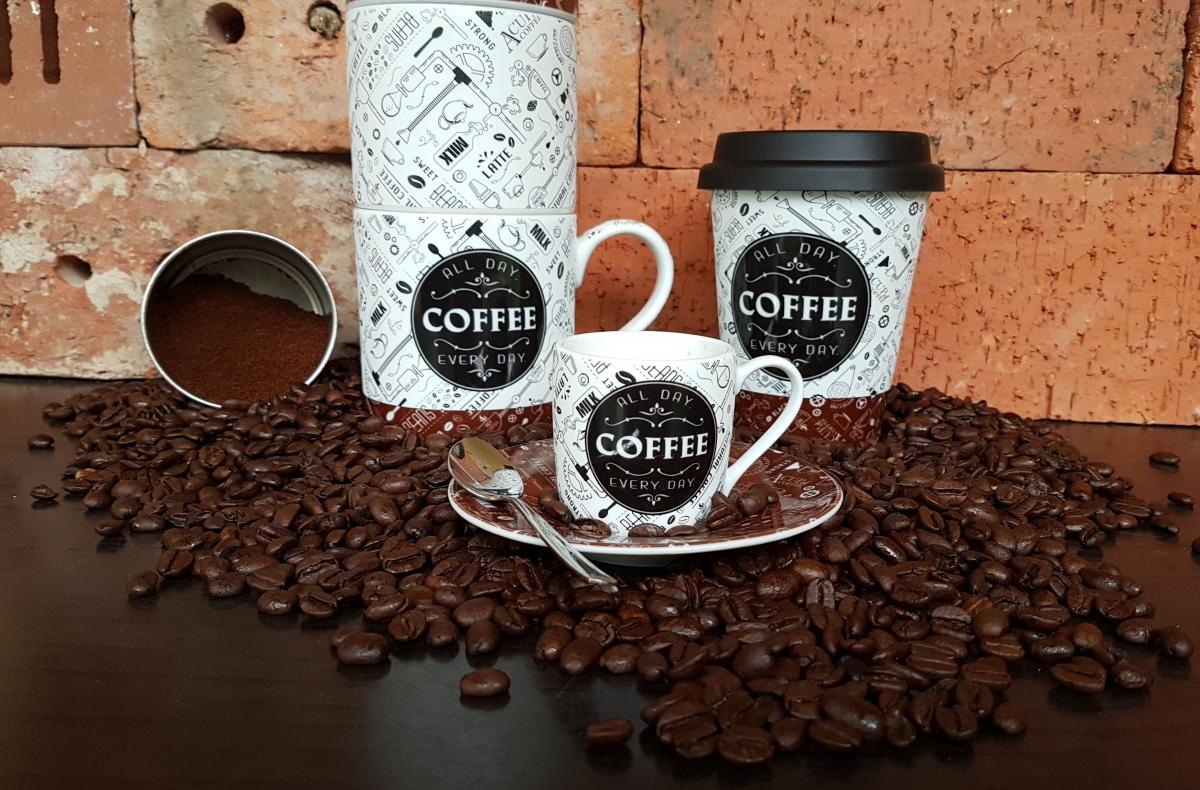 Kaffee Tee Schokolade Header