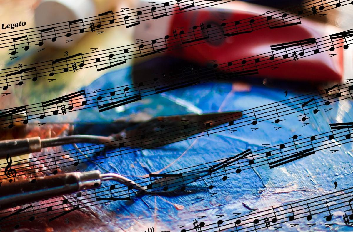 Kunst Und Musik Header