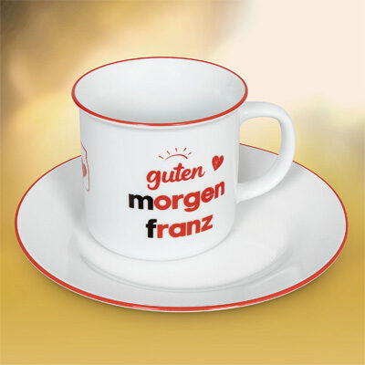 Konitz Porcelain The German Mug