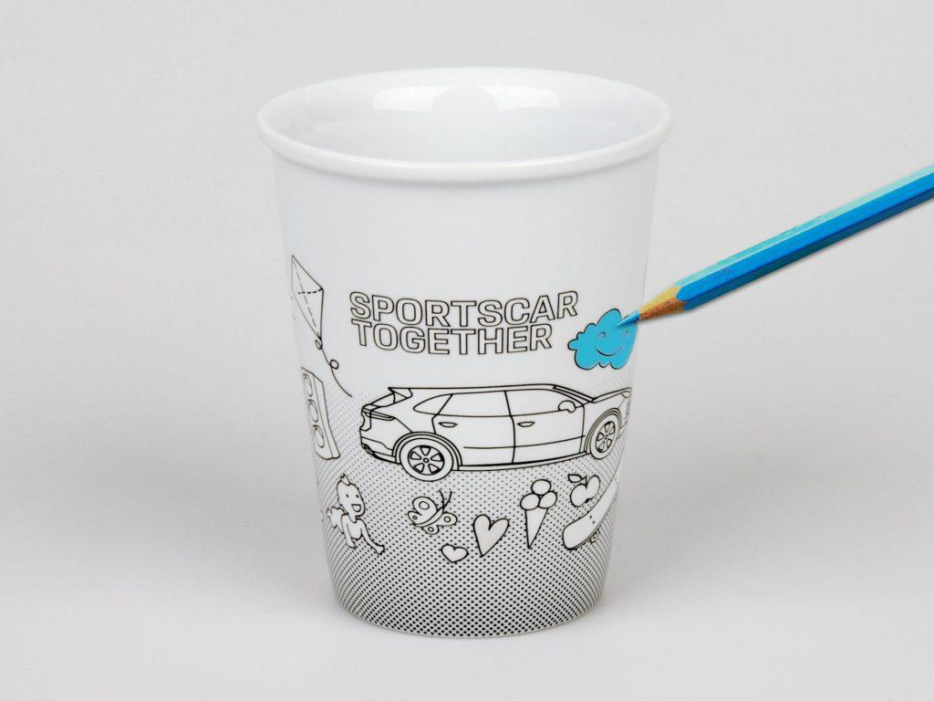 Porsche Stift