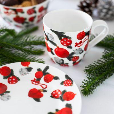 Christmas Kaffeetafel