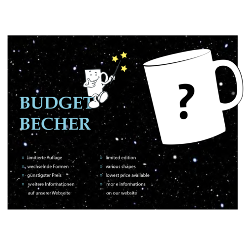 Budgetbecher Image